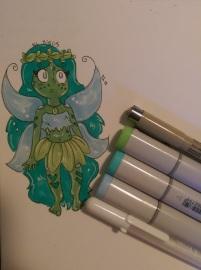 chlorophyll fairy
